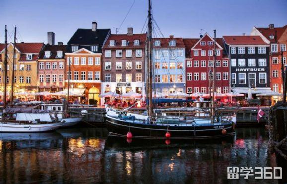丹麦留学费用