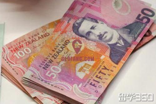 新西兰2019留学费用