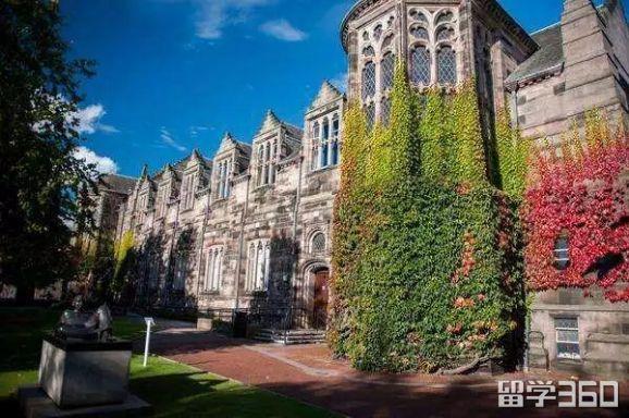 战斗力爆表的阿伯丁大学 也敌不过被排名坑惨的尴尬局面