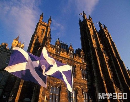 二本学生成功入读英国爱丁堡大学