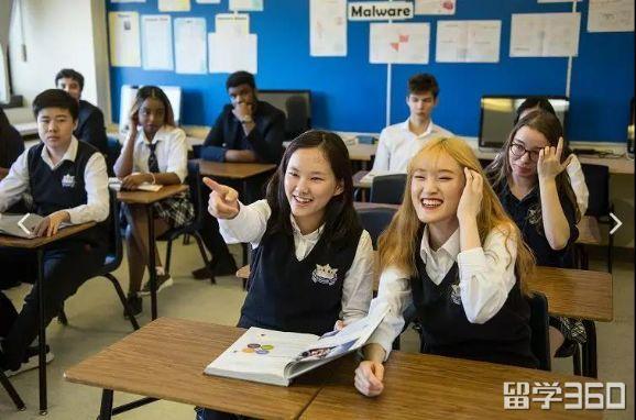 加拿大优质高中推荐:皇冠中学――新浪2018年度最值得信赖海外中学
