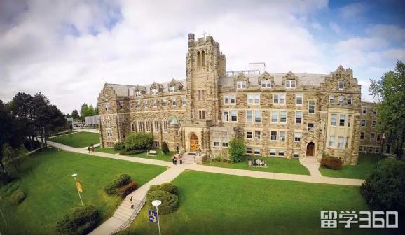 加拿大唯一的女子大学――布雷舍尔大学学院