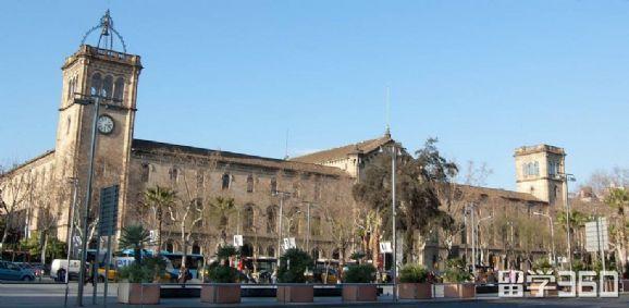 巴塞罗那大学欧洲排名