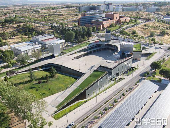 马德里自治大学欧洲排名