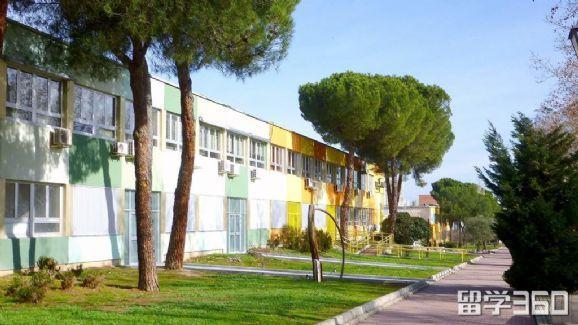 马德里自治大学世界排名