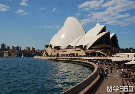 澳大利亚8大名校位置