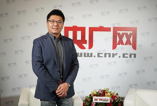 2018央广网教育盛典专访:立思辰留学360副总裁饶开浪