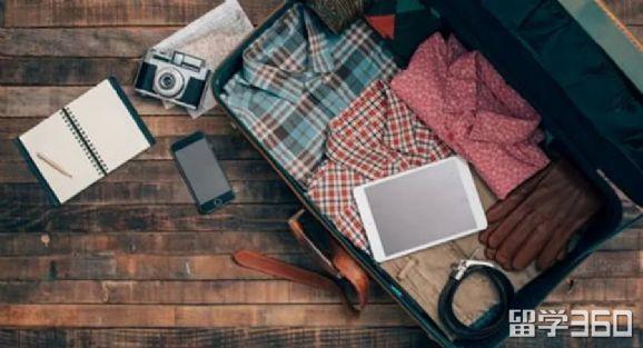 澳洲留学指南之行李清单,准留学生必备!