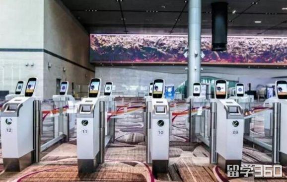 新加坡机场T4功能