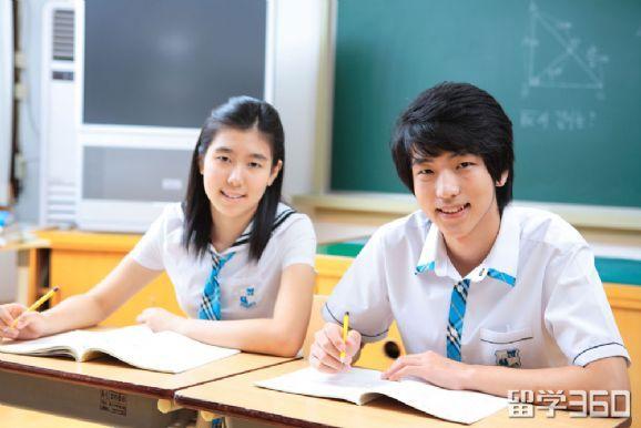 美国留学申请,美国高中留学,美国高中和中国高中