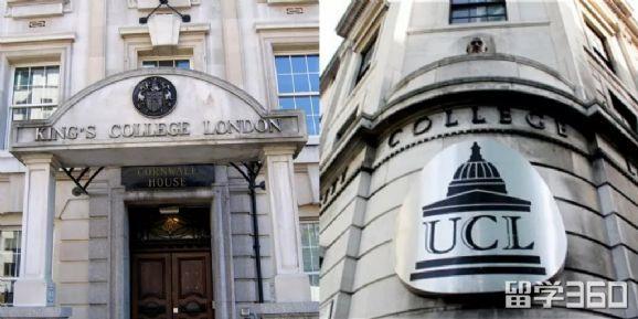 敢跟伦敦大学学院叫板,伦敦国王学院是不是在碰瓷?