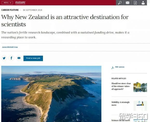 新西兰黑科技