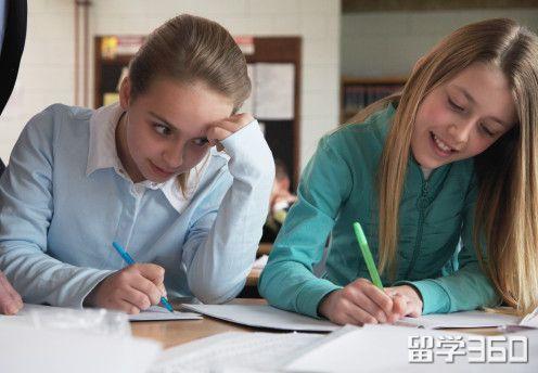 美国留学,美国高中留学,美国高中如何提升成绩