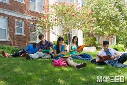 想从国内高中走向美国大学,这四个关键点得注意了!
