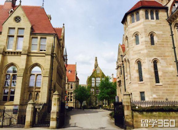 非211喜获世界名校曼彻斯特大学硕士录取