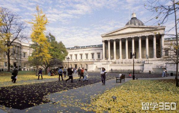 英国UCL录取十天出