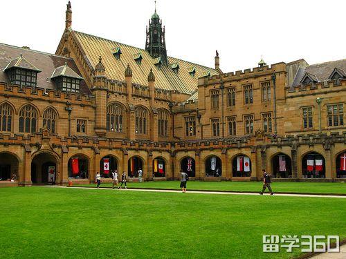 澳大利亚悉尼大学本科几年