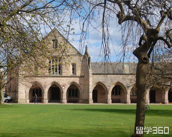 学渣怎样才能考上阿伯丁大学?