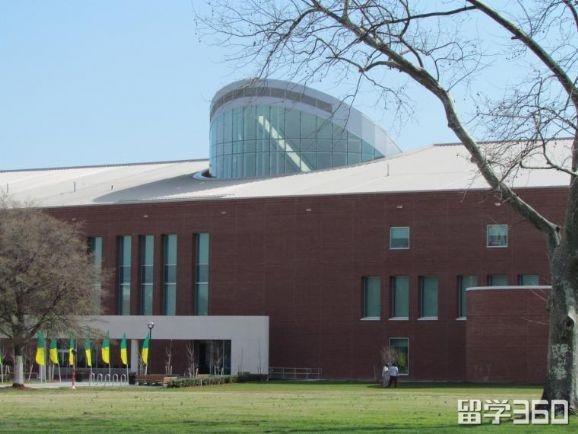 2019诺福克州立大学世界排名