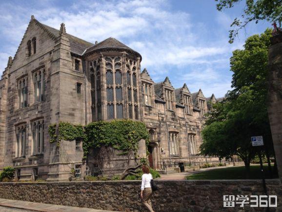 2019阿伯丁大学一年的所有费用是多少?