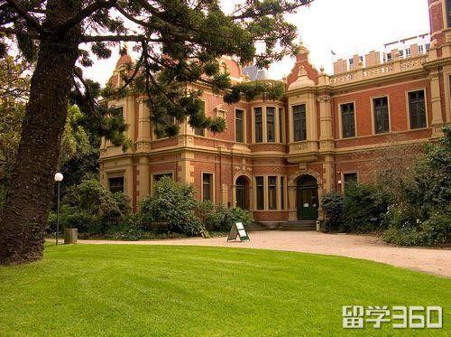 澳大利亚墨尔本大学附近学生公寓