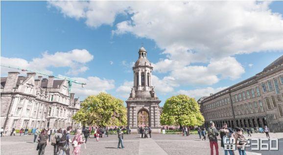 福利!爱尔兰留学费用低廉,优势明显!