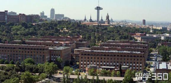 西班牙马德里康普顿斯大学留学不会让你后悔