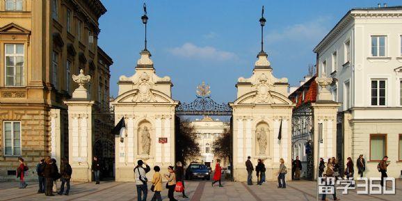 华沙大学国际排名