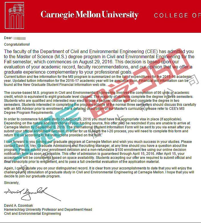 从看似无关的经历中挖掘与申请有关的文书亮点!助力拿下卡内基梅隆大学