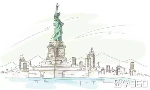 美国留学申请,美国本科留学申请,去美国留学