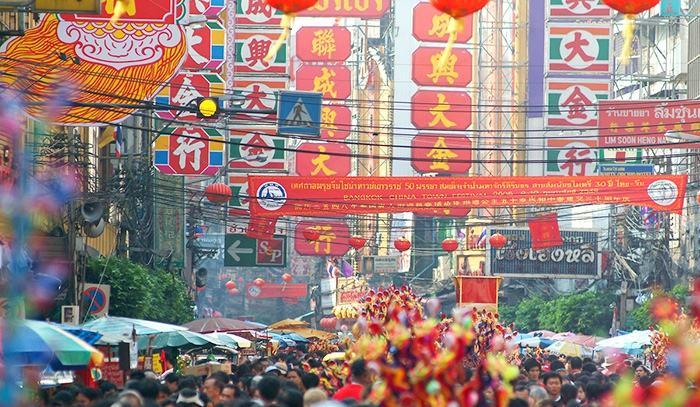 泰国留学 | 当留学遇上春节,留学生们怎么过?