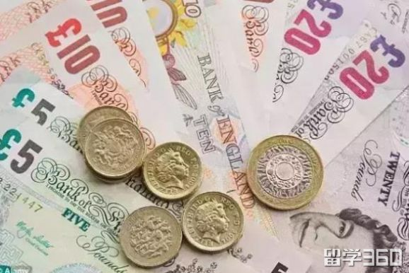 英国留学费用清单,3年大概需要花费多少钱?