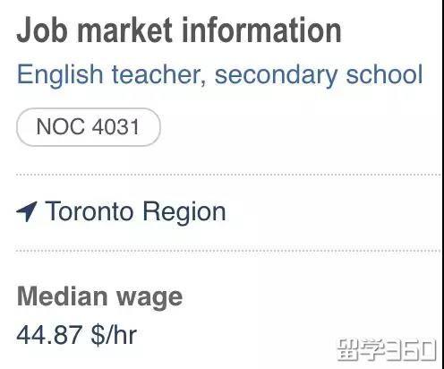 在加拿大当老师可能性有多大?