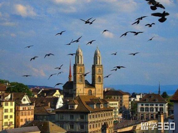 瑞士留学有什么优势?这里的学习环境你可得了解一下!