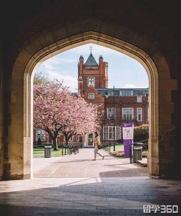 吸引英国留学生的五个城市