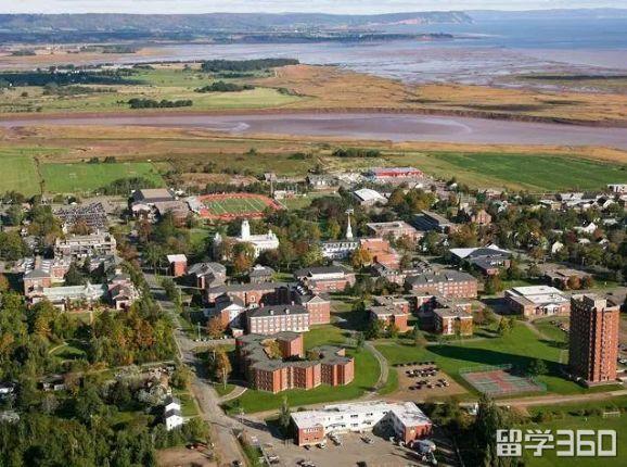 入选加拿大最美校园的阿卡迪亚大学,到底是怎样?