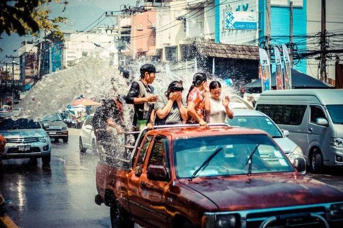 2019泰国宋干节进入倒计时!一年一度的狂欢你准备好了吗?