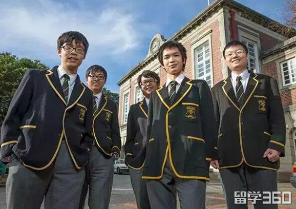 新西兰高中课程