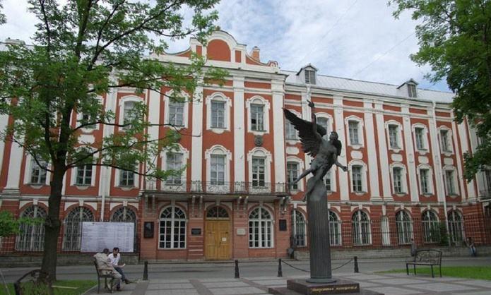 """俄罗斯的""""北大""""――圣彼得堡国立大学"""