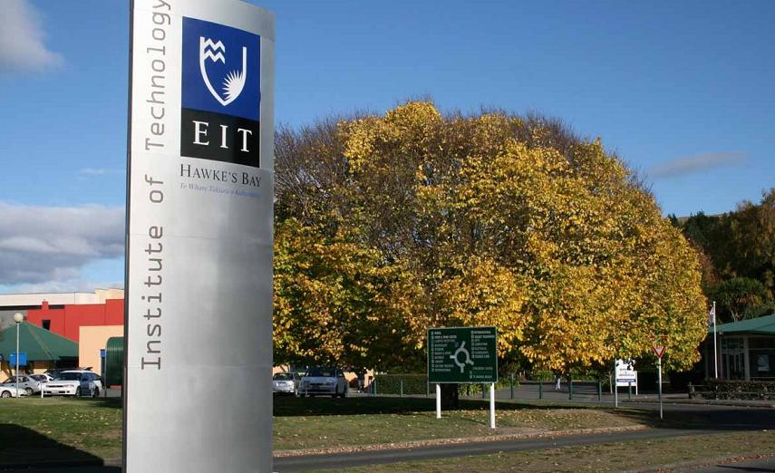 大学肄业成功申请到新西兰东部理工学院研究生文凭