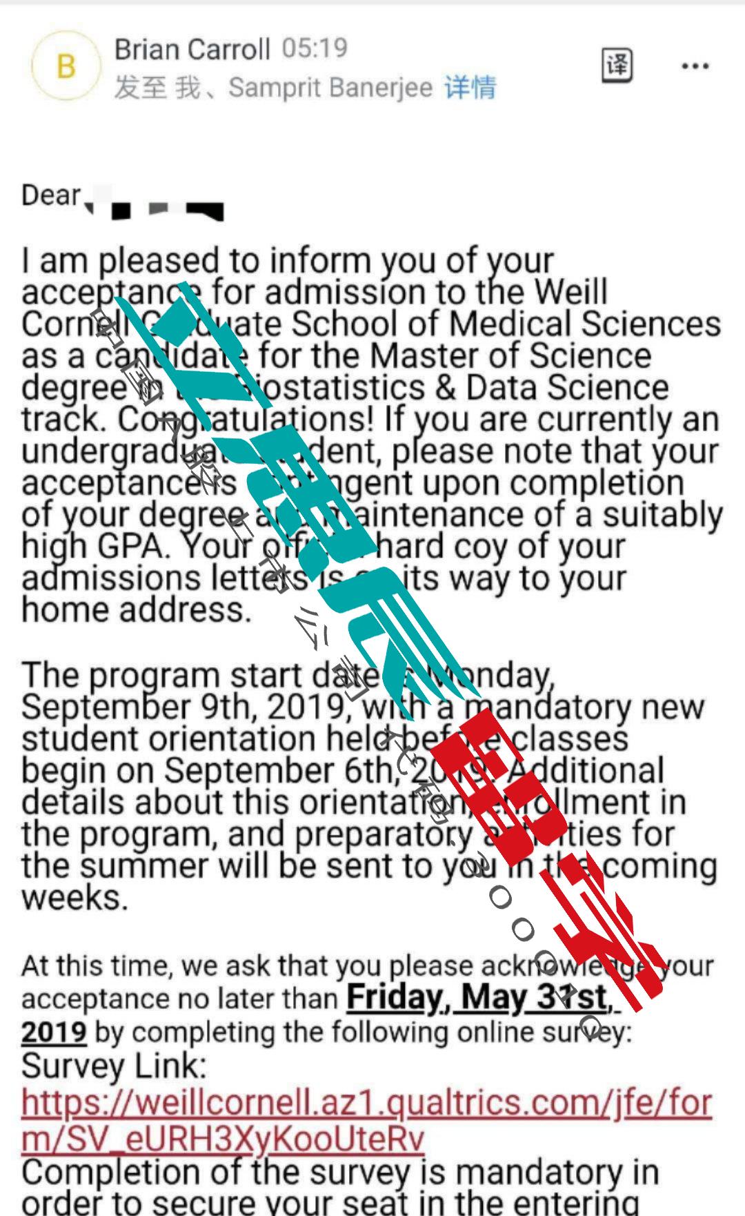 毕业多年不满现状,立思辰留学助力康奈尔大学深造