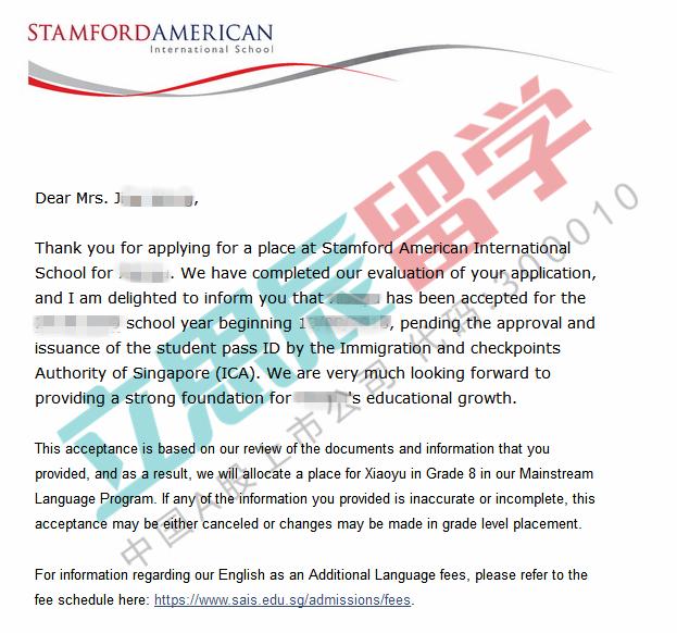 申请难度大,英文要求高!金同学是如何顺利拿下斯坦福美国国际学校录取的?