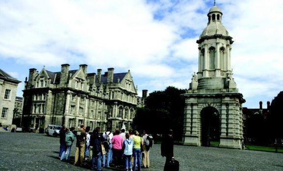 爱尔兰排名前十大学,你中意谁?