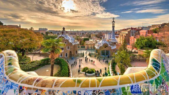 带你走进西班牙的甜点世界