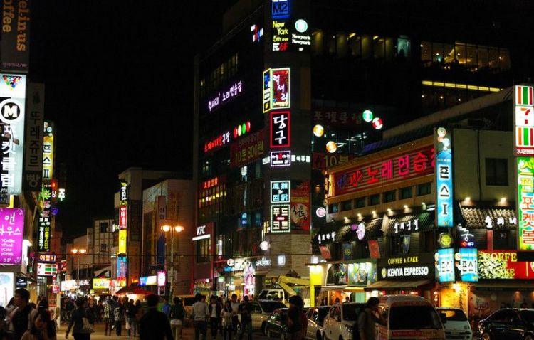 韩国留学生活