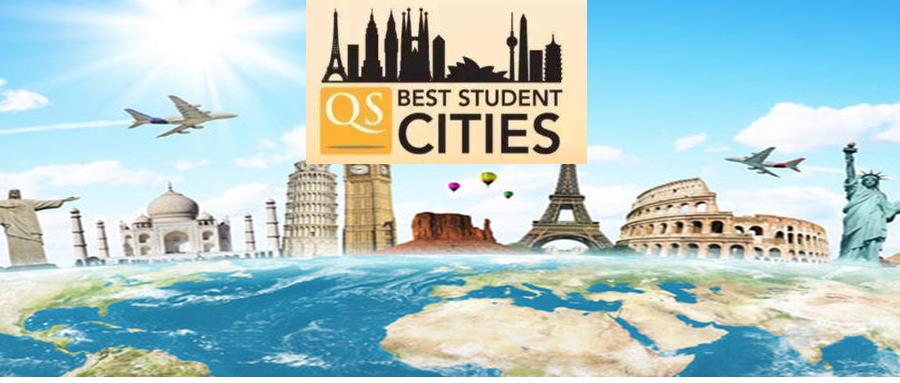 2020年QS全球最佳留学城市发布!美国波士顿、纽约上榜!
