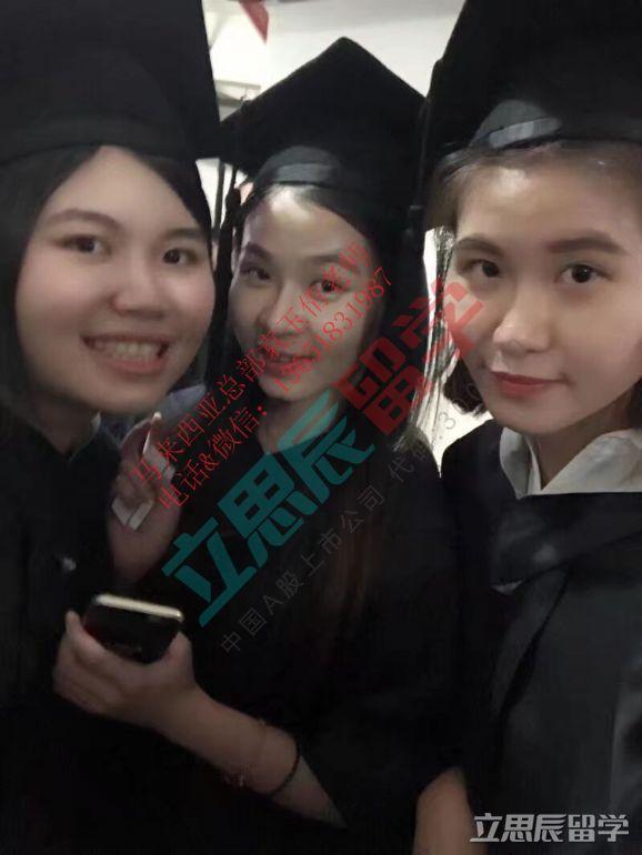 思特雅大学和英迪大学的优秀学生,给袁老师带来毕业分享