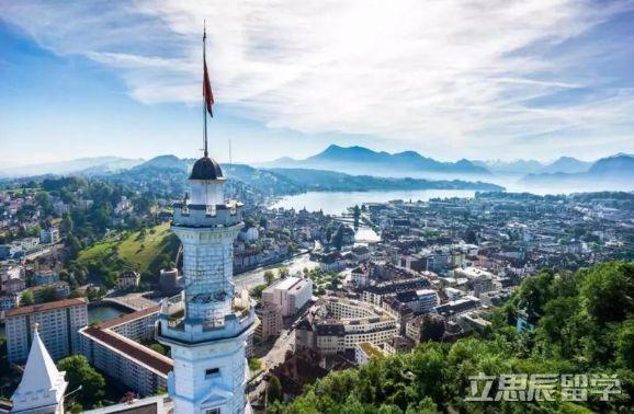 瑞士洛桑酒店管理学院毕业可获得三个国家的文凭与学位
