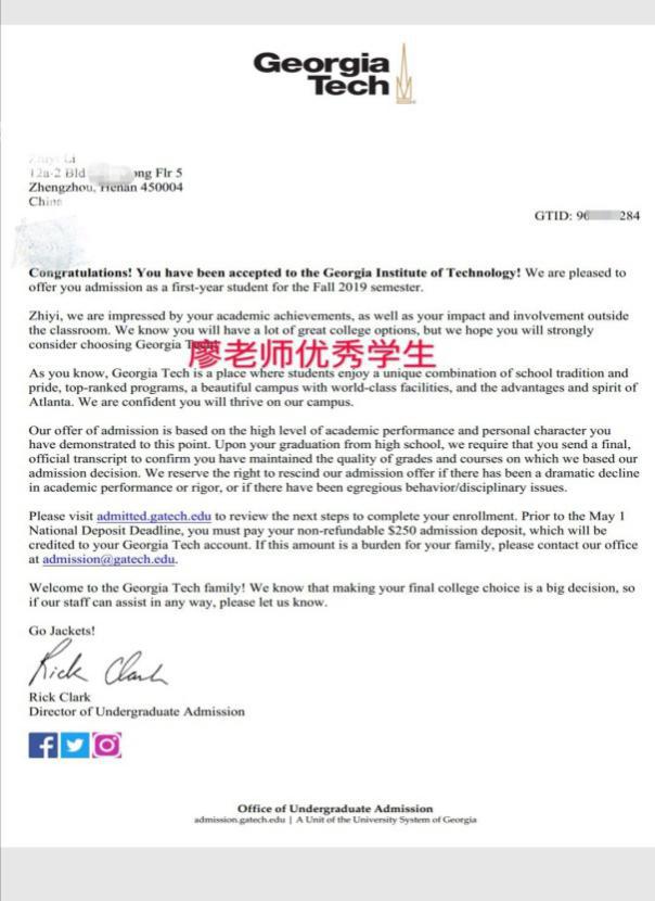 SAT不到1450低分逆袭加州大学在内5所名校offer!