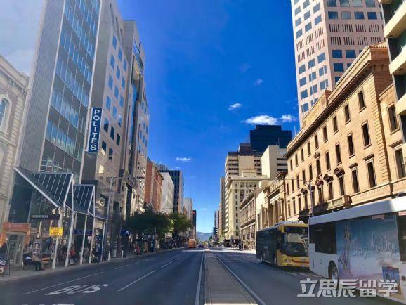 澳大利亚留学城市推荐,墨尔本